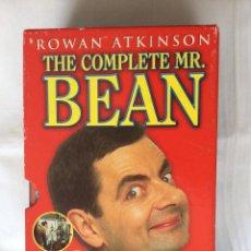 Cine: PACK COLECCIÓN DE DOS VÍDEOS VHS DE MR. BEAN. Lote 93096230