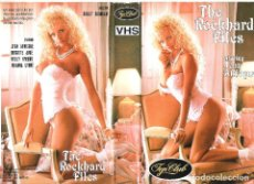 Vhs The Rockhard Files Top Club Jean Africque 0
