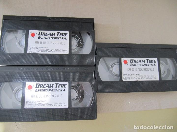 Cine: VHS VIDEO ANA DE LAS TEJAS VERDES SERIE TV Megan Follows, Colleen Dewhurst, Richard Farnsworth, - Foto 5 - 94426674