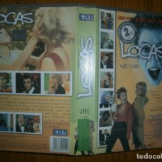 Cine: LOCAS-(PELICULA -VHS ..COMPRA MINIMA 10€). Lote 94611731