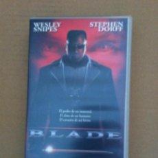 Cine: BLADE PELICULA ORIGINAL VHS CINTA KREATEN. Lote 94629487