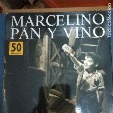 Cine: 'MARCELINO PAN Y VINO'-PELICULA EN VHS SIN ABRIR +LIBRO-PRECIOSA EDICION-ANAYA-DIFICIL DE ENCONTRAR. Lote 95035339