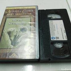 Cine: VHS- MESAS SEPARADAS- BURT LANCASTER- COLECCION ACTORES DE LEYENDA. Lote 165978837