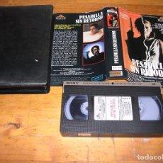 Cine: VHS PESADILLA SIN RETORNO. Lote 95515023