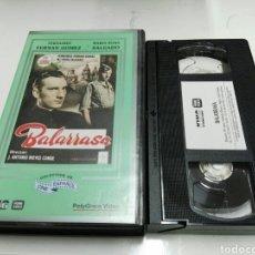Cine: VHS- BALARRASA- FERNANDO FERNAN GOMEZ- COLECCION DE CINE ESPAÑOL. Lote 95607082