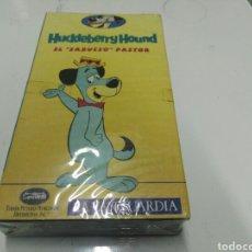 Cine: VHS- HUCKLEBERRY HOUND EL SABUESO PASTOR- PRECINTADA. Lote 95627783