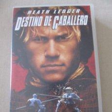Cine: VHS VIDEO DESTINO CABALLERO HEATH LEDGER MARK ADDY. Lote 95762427