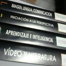 Cine: PROYECTO MERCURIO DE EDUCACION.4 VHS. VER FOTOS. Lote 95762534