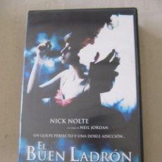 Cine: VHS VIDEO EL BUEN LADRON NEIL JORDAN NICK NOLTE TCHÉKY KARYO FUNDA GRANDE EDICION VIDEOCLUB. Lote 95762615