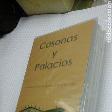 Cine: CASONAS Y PALACION.CANTABRIA.VHS.PRECINTADO. Lote 95762818