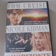 Cine: VHS VIDEO UN HORIZONTE MUY LEJANO TOM CRUISE NICOLE KIDMAN RON HOWARD. Lote 95887539