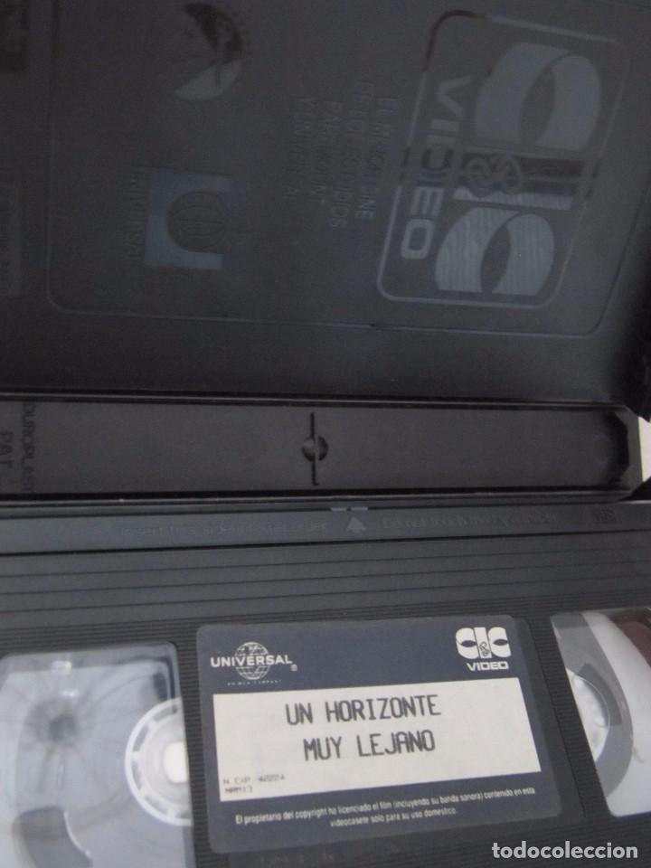 Cine: VHS VIDEO UN HORIZONTE MUY LEJANO Tom Cruise Nicole Kidman RON HOWARD - Foto 3 - 95887539