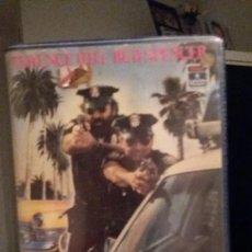 Cine: VHS - DOS SUPERPOLICIAS EN MIAMI - 1 EDIC CIC - AUD Y VID EXCEL . Lote 96121455