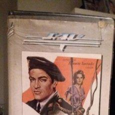 Cine: VHS - UN PASO AL FRENTE - 1 EDIC - NUNCA EN DVD - AUD Y VID EXCEL -DIRECCION: RAMON TORRADO. Lote 96121543