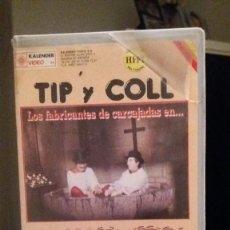 Cine: VHS - EL SEXO ATACA - TIP Y COLL / SUMMERS- 1 EDIC - AUD Y VID EXCEL . Lote 96121563