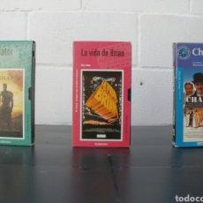 Cine: PELICULAS VHS. Lote 96141739