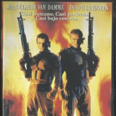 Cine: SOLDADO UNIVERSAL (1992) JEAN-CLAUDE VAN DAMME. Lote 96242143