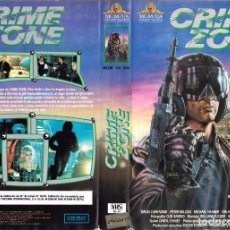 Cine - VHS CRIME ZONE - ROGER CORMAN (30) - 96593555