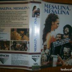 Cine: MESALINA MESALINA--(PELICULA-VHS..COMPRA MINIMA 10 EUR--). Lote 179382060