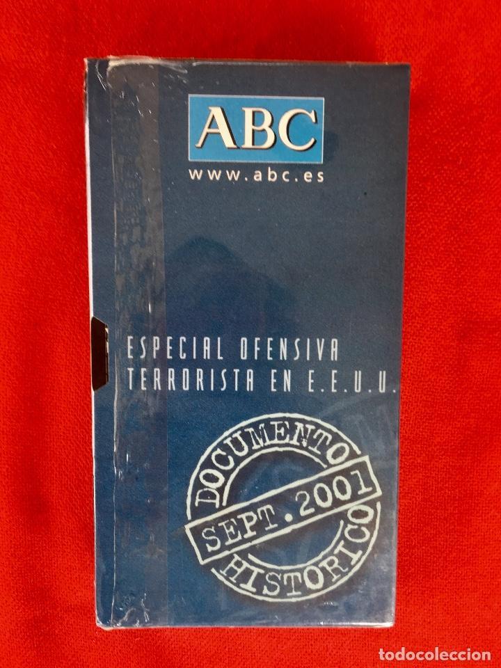 Cine: Atentados pelicula precintada documento historico 2001 ABC especial defensiva terrorista en EEUU - Foto 3 - 96823623