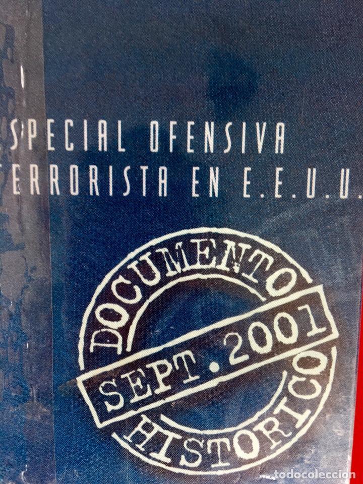 Cine: Atentados pelicula precintada documento historico 2001 ABC especial defensiva terrorista en EEUU - Foto 4 - 96823623