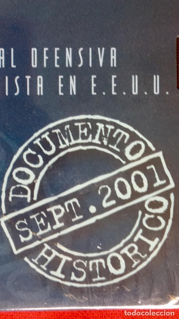 Cine: Atentados pelicula precintada documento historico 2001 ABC especial defensiva terrorista en EEUU - Foto 6 - 96823623
