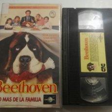 Cine: VHS- BEETHOVEN UNO MAS DE LA FAMILIA (2). Lote 178862925