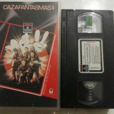 Cine: VHS- LOS CAZAFANTASMAS II- BILL MURRAY DAN AYKROYD. Lote 97065548