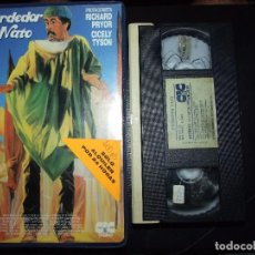Cine: PERDEDOR NATO - OZ SCOTT - RICHARD PRYOR , CICELY TYSON - CIC 1987. Lote 97257951