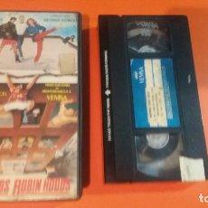 Cine: VHS-MODERNOS ROBIN HOODS - 1 EDICION VEMSA - NUNCA DVD - UNICA TC. Lote 97538755