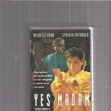 Cine: YES MADAM. Lote 97990299