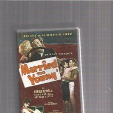 Cine: MARRIED TOO YOUNG. Lote 97992103