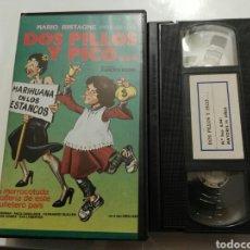 Cine: VHS- DOS PILLOS Y PICO...- PACO MORAN IGNACIO F. IQUINO- DESCATALOGADA UNICA. Lote 98046444
