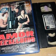 Cine: AMOR PERSEGUIDO- VHS- ALAN RUDOLPH- DESCATALOGADA. Lote 98047440