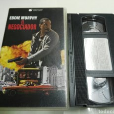 Cine: VHS- EL NEGOCIADOR- EDDIE MURPHY. Lote 178863377