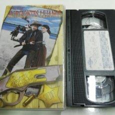 Cine: VHS- HORIZONTES LEJANOS- JAMES STEWART. Lote 98126143