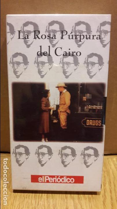 Cine: VHS !! LOTE COMPUESTO POR 8 PELÍCULAS / TODO PRECINTADO A ESTRENAR / VER FOTOS. - Foto 4 - 98174151