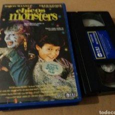 Cine: CHICOS MONSTERS- VHS- 1 EDICION. Lote 98405695