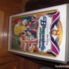 Cine: VHS VÍDEO WALT DISNEY BLANCANIEVES Y LOS 7 ENANITOS. Lote 98405699