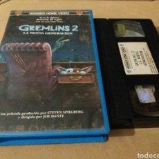 Cine: GREMLINS 2- VHS- 1EDICION. Lote 98406155