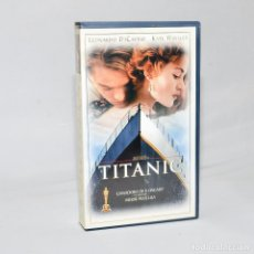Cine: VHS - TITANIC. Lote 98413503