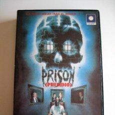 Cine: PRESIDIO (PRISON) (1988) VIGGO MORTENSEN (VHS 1ª EDICION). Lote 57761509