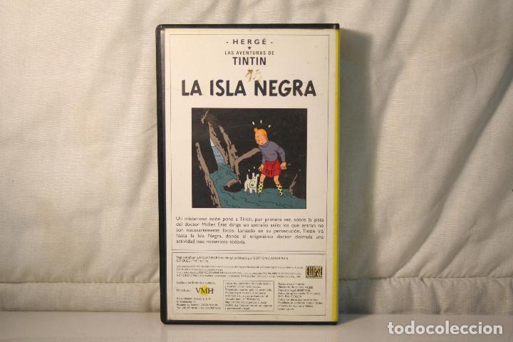 las aventuras de tintín: la isla negra *** herg - Comprar