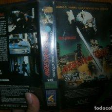 Cine: INDESTRUCTIBLES -PELICULA -VHS-COMPRA MINIMA 10 €. Lote 99184719