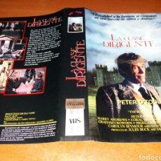 Cine: CARATULA VHS- LA CLASE DIRIGENTE. Lote 99184750