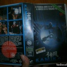 Cine: KAMIKAZE-PELICULA -VHS-COMPRA MINIMA 10 €. Lote 99184979