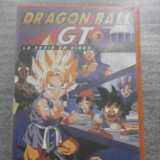 Cine: DRAGON BALL GT 2 - SERIE EN VIDEO - EPISODIOS 4,5 Y 6 (PELICULA ORIGINAL). Lote 99312851