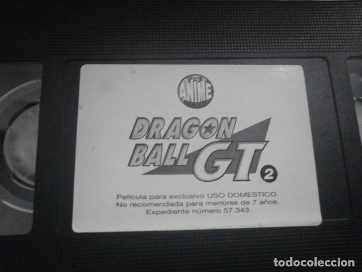 Cine: Dragon Ball Gt 2 - Serie En Video - Episodios 4,5 y 6 (Pelicula Original) - Foto 2 - 99312851