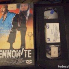 Cine: KENNONITE - BILL DUKE - LOUIS GOSSETT JR. , GIDEON OLIVER - CIC 1990. Lote 179150922