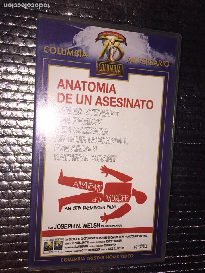 Magnífico Anatomía De Una Película De Asesinato Composición ...